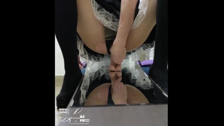 [Full HD] sissy nikki sissy maid dildo fun - Sissy Nikki - ManyVids | Sissy Sluts, French Maid Fetish, Crossdresser - 177,3 MB