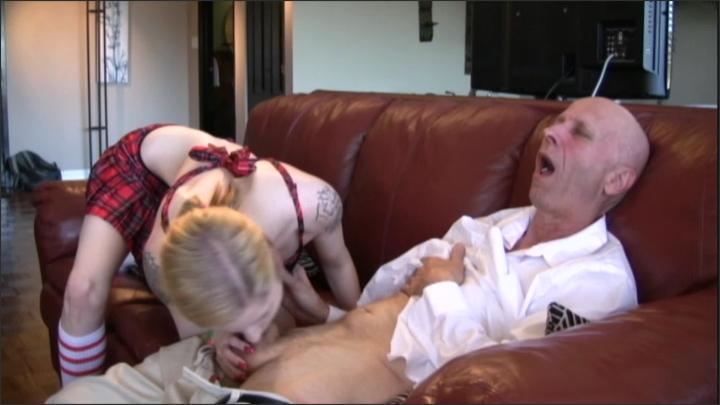 [Full HD] a taboo fantasy daddy called me a slut - A Taboo Fantasy - Amateur | Blowjob, Older Man / Younger Women - 433,5 MB