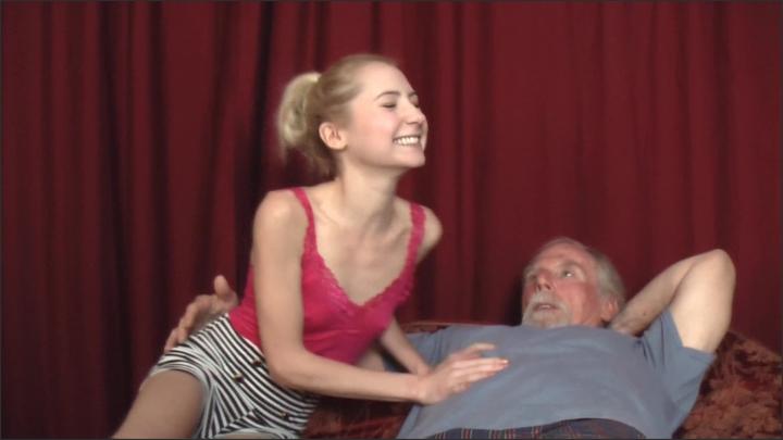 [Full HD] a taboo fantasy favors for daddy - A Taboo Fantasy - Amateur   Handjobs, Blowjob, Cumshots - 1,3 GB