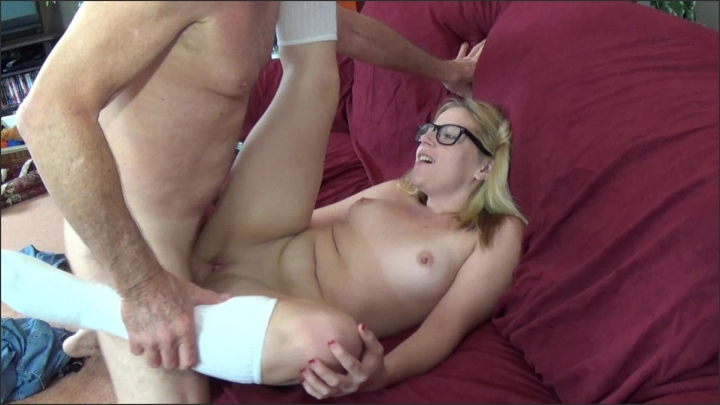 [Full HD] a taboo fantasy starved for attention - A Taboo Fantasy - Amateur | Blowjob, Eye Glasses - 969 MB