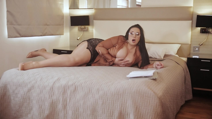 [Full HD] anastasia lux business woman unleashes tension - Anastasia Lux - Amateur   Tights Fetish, Hairy, Secretary - 964,8 MB
