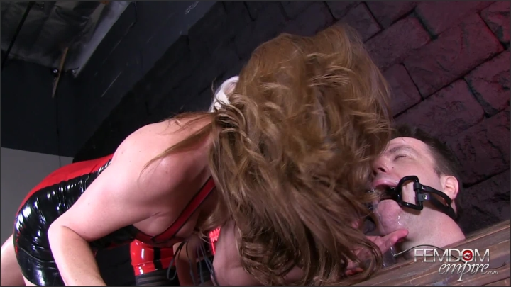 [Full HD] femdom empire drenched in phlegm - Mix - Amateur | Size - 452,5 MB