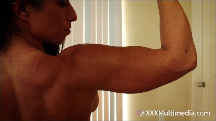 [Full HD] fifi foxx alexis muscular fit toned body - Fifi Foxx - Amateur | Size - 581,8 MB