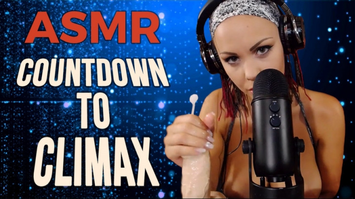 [SD] immeganlive asmr countdown to climax - ImMeganLive - Amateur | Asmr, Joi, Cum Countdown - 221 MB