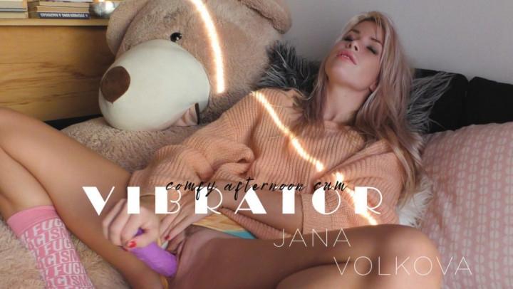 [Full HD] janavolkova comfy afternoon cum hd - Janavolkova - Amateur | Vibrator, Blonde - 476,4 MB