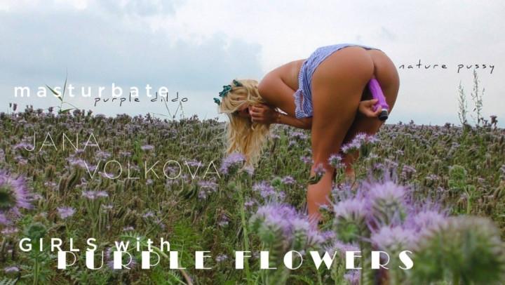 [Full HD] janavolkova janas purple meadow hd - Janavolkova - Amateur | Dildo Sucking, Kink, Squirt - 403,6 MB