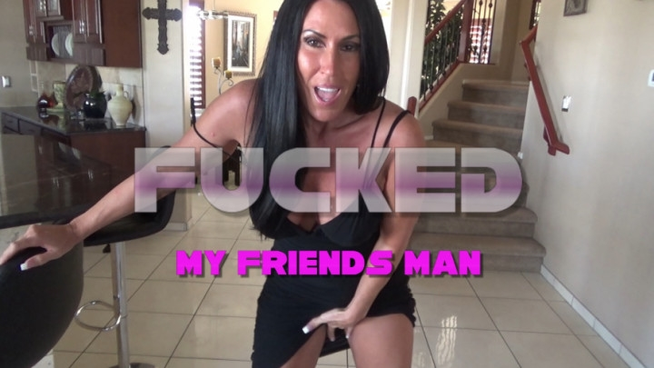[Full HD] katie71 fucked friends man when she was out - Katie71 - Amateur | Huge Labia, Creamy - 1,6 GB