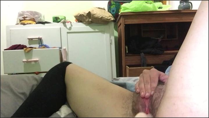 [HD] littlekaye hairy pussy solo cum - littlekaye - Amateur | Size - 239,4 MB