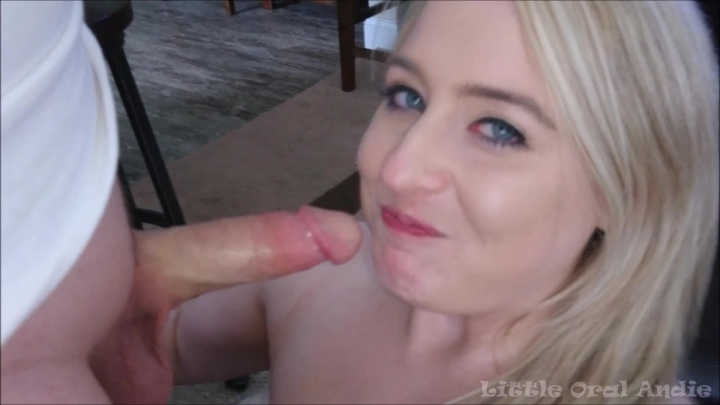 [Full HD] littleoralandie taking a second load from him - LittleOralAndie - Amateur | Cum In Mouth, Amateur - 856,2 MB