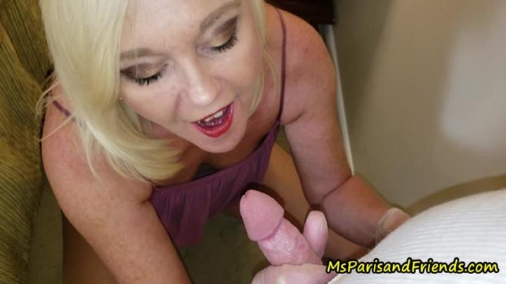 [Full HD] msparisrose cleaning cock with my cunt - MsParisRose - Amateur | Doggystyle, Cumshots - 1,1 GB