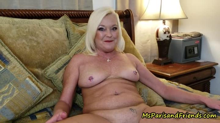 [Full HD] msparisrose sex education with aunt paris - MsParisRose - Amateur | Masturbation Instruction, Milf, Jerk Off Instruction - 1,2 GB