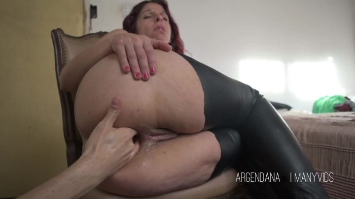 [HD] argendana a lot of anal fisting part 3 - ArgenDana - Amateur | Gape, Huge Dildo - 142,6 MB