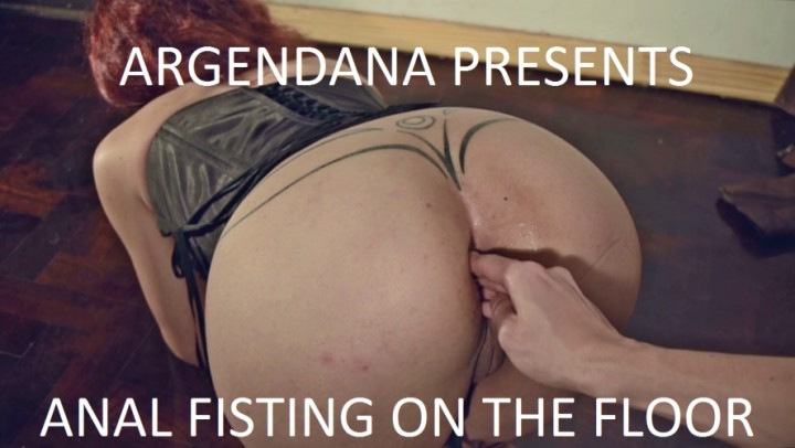 [HD] argendana anal fisting on the floor - ArgenDana - Amateur | Fisting, Milfs - 132,6 MB