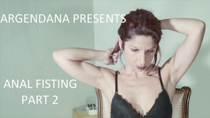 [Full HD] argendana anal fisting part 2 - ArgenDana - Amateur | Big Ass, Milfs, Gape - 440,4 MB