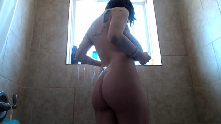 [Full HD] auroraxoxo simple shower - AuroraXoxo - Amateur | Shower Scenes, Shower - 678,4 MB