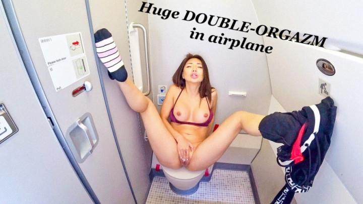 1 $ Tariff [Full HD] ayumi anime huge double orgazm in public airplane - Ayumi Anime - Amateur | Masturbation, Pov, Asian - 1,1 GB
