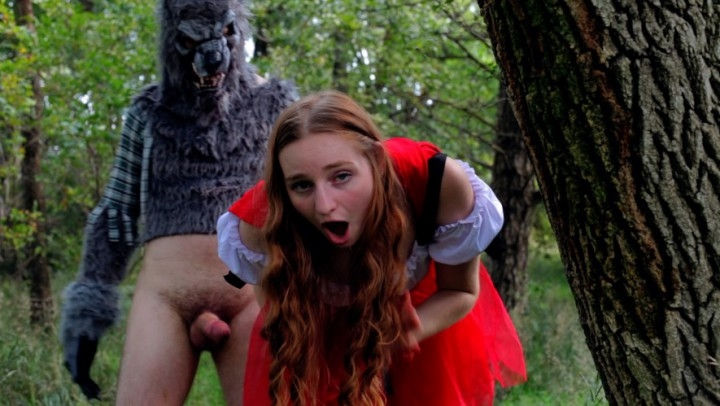 [Full HD] delilah cass red riding hood creampied by wolf - Delilah Cass - Amateur   Creampie, Costume - 777,5 MB