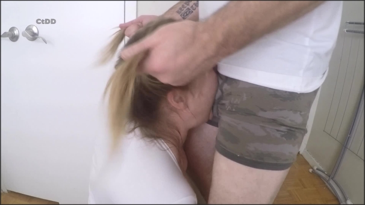 [Full HD] dirtykristy punished 2 face fucking n belt spanking - DirtyKristy - Amateur | Deepthroat, Face Fucking - 579,6 MB