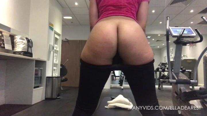 [Full HD] elladearest bare bottom workout - EllaDearest - Amateur | Ass, Ass Shaking, Ass Fetish - 1,2 GB
