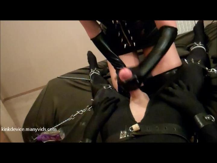 [HD] kinkdevice ruby rages extreme handjob - KinkDevice - Amateur | Handjobs, Glove Fetish - 826,4 MB