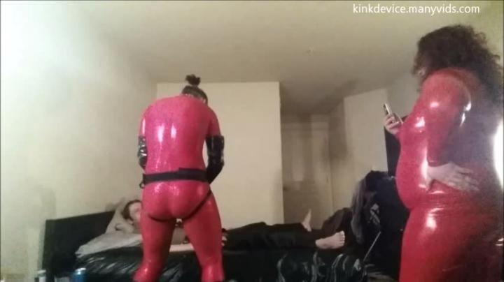 [Full HD] kinkdevice taylor amp her friend - KinkDevice - Amateur   Strap-on, Pegging, Voyeur - 1,6 GB
