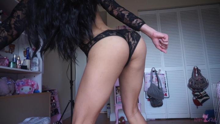 [Full HD] kittenrawr ass gonna dance - kittenrawr - Amateur | Booty Clapping, Petite, Dancing - 745,8 MB