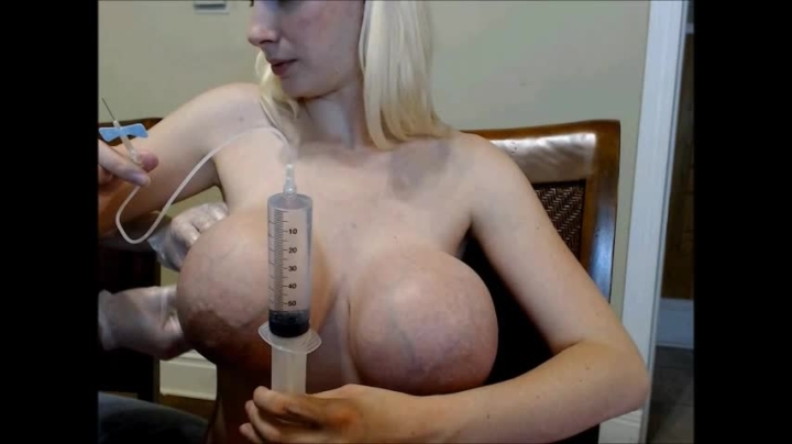 [SD] kristi lovett be5 real breast expansion 1920 to 2040cc - Kristi Lovett - Amateur | Breast Expansion, Huge Boobs, Expansion - 358,3 MB