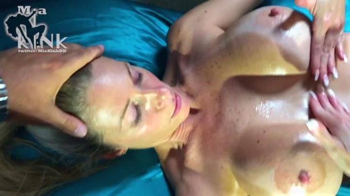 1 $ Tariff [Full HD] miakinkdd cum facial - MiaKinkDD - Amateur   Huge Boobs, Facials, Cum In Mouth - 140,6 MB