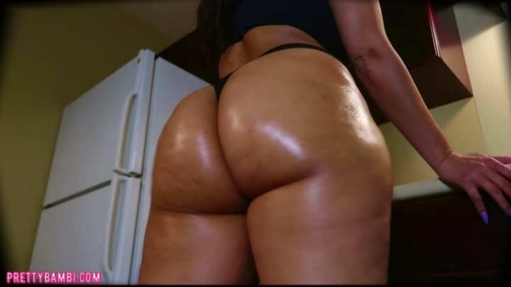 [Full HD] pretty bambi oily ass spreading - Pretty Bambi - Amateur | Asshole, Ass Worship - 559,9 MB
