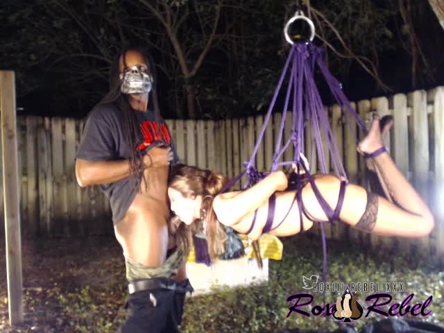1 $ Tariff [SD] roxiii rebel whipped and tied up by my dom part 1 - Roxiii Rebel - Amateur | Bdsm, Bbc, Extreme Domination - 1,1 GB