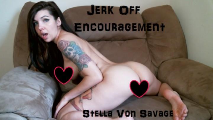 [HD] stella von savage jerk off encouragement and masturbation - Stella Von Savage - Amateur   Masturbation Instruction, Joi - 326,9 MB