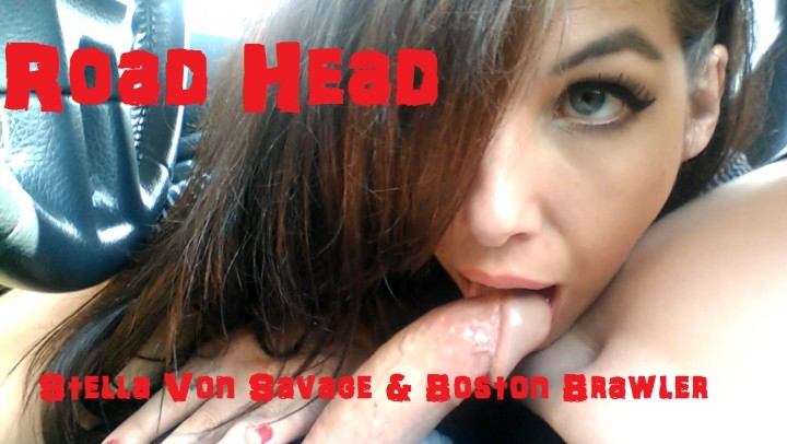 [HD] stella von savage road head - Stella Von Savage - Amateur | Public Nudity, Blow Jobs, Blowjob - 708,2 MB
