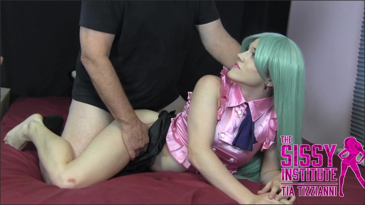 [Full HD] tia tizzianni 19yo nyxi close up fuck in 2 positions - Shemale - Amateur | Size - 498 MB