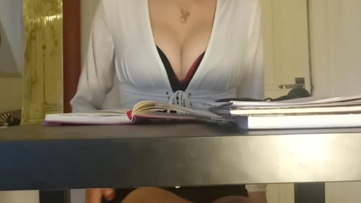 1 $ Tariff [SD] dinkybum horny secretary gets what she wants - dinkybum - Amateur | Secretary, Femdom - 260 MB