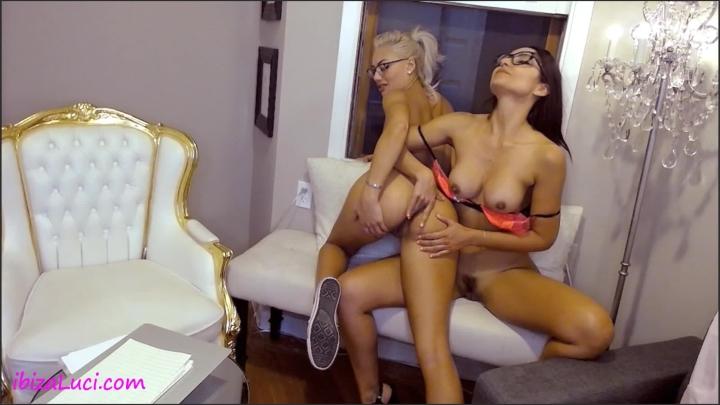 [Full HD] ibizaluci bonus video for special promotions only - ibizaLuci - Amateur | Lesbians, Latina, Rimming - 604,9 MB