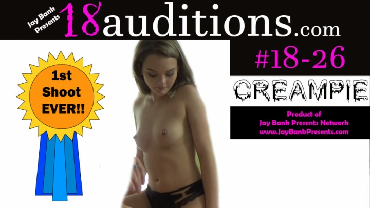 [Full HD] jay bank presents 18yo creampie first time amateur 18 26 - Jay Bank Presents - Amateur | Auditions, Older Man / Younger Women - 4,5 GB