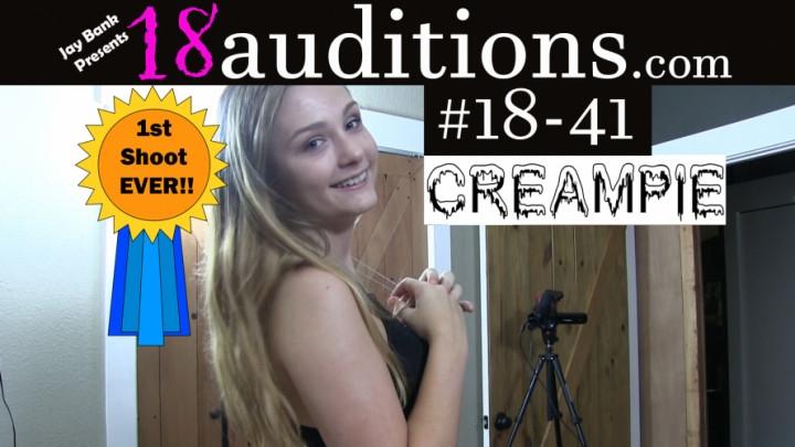 [Full HD] jay bank presents 19yo real amateur slut creampie 18 41 - Jay Bank Presents - Amateur | Auditions, Amateur, Creampie - 3,4 GB