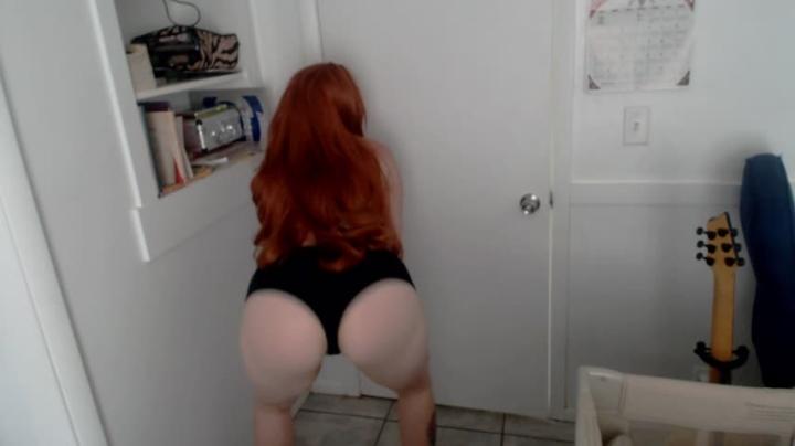 Kelly Payne White Girl Big Booty Twerk