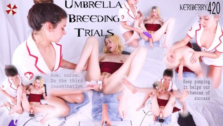 [Full HD] keri berry umbrella breeding trials - Keri Berry - Amateur | Creampie, Cum Play - 1,1 GB