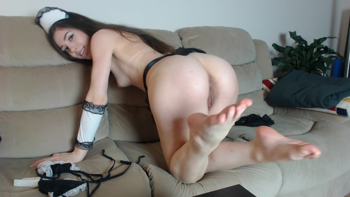 [Full HD] lilcanadiangirl your maids pussy and feet - lilcanadiangirl - Amateur | Hairy Bush, Foot Fetish - 1,2 GB
