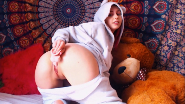 [Full HD] nhaerys lil totoro girl - Nhaerys - Amateur | Cosplay, Feet, Solo Masturbation - 963,8 MB