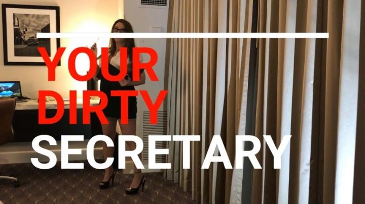 [Full HD] sienarose dirty secretary part 2 - SienaRose - Amateur | Fantasies, Eye Glasses, Blow Jobs - 895,8 MB
