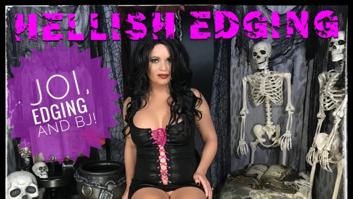 [Full HD] sienarose hellish edging - SienaRose - Amateur | Edge Play, Joi - 899,6 MB