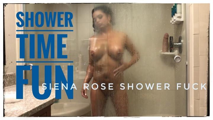 [Full HD] sienarose shower time fun - SienaRose - Amateur | Edge Play, Squirting - 1,4 GB