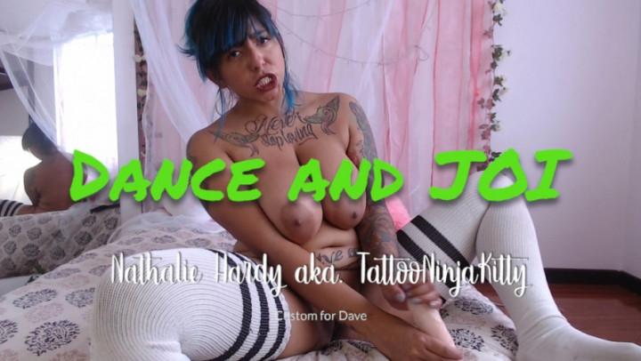 1 $ Tariff [SD] tattoo ninja kitty dance and joi custom for dave - Tattoo ninja kitty - Amateur | Huge Boobs, Dancing, Huge Tits - 1,1 GB