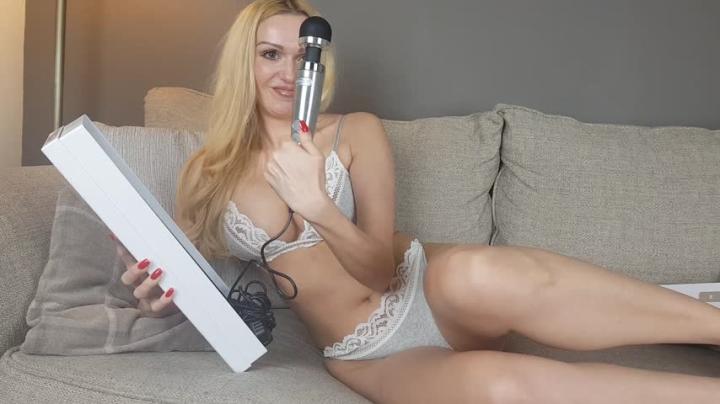 [Full HD] amberjayne making myself cum with my new toy - AmberJayne - Amateur | Toys, Solo Female - 801,9 MB