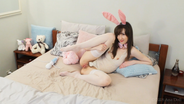 [Full HD] anadoll ana the fuck bunny cums and cums again - AnaDoll - Amateur | Pussy Eating, Vibrator, Teens - 1,5 GB