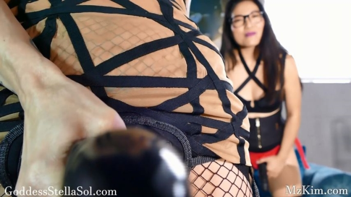 [Full HD] goddess stella sol get pegged by stella sol amp mz kim - Goddess Stella Sol - Amateur | Asian Goddess, Pegging - 690,7 MB