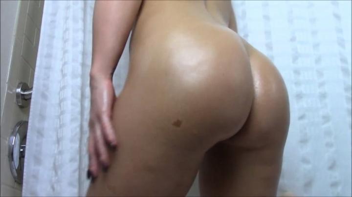 [Full HD] hayley hayze oily shower ride amp orgasm - Hayley Hayze - Amateur | Close-ups, Shower - 1,2 GB