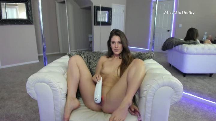 1 $ Tariff [Full HD] mia shelby womanizer show recording - Mia Shelby - Amateur | Glass Dildos, Solo Female, Webcam - 1,8 GB